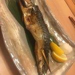 やまや - 鯖の塩焼き