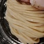 92336126 - 濃厚つけ蕎麦・味玉増し