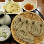 92337802 - 野菜天ざる                                                                                                               (全景)