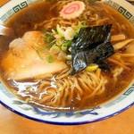 遠軽軒 - 料理写真:ラーメン