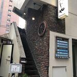 Bistro ひつじや - お店は2階です