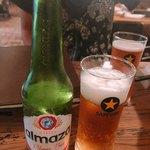 Bistro ひつじや - レバノンビール 400円