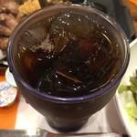いきなりステーキ - アイスコーヒー