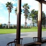 大磯プリンスホテル - ホテルフロントからの景色