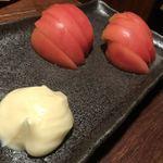 まさや - トマトスライス(299円)
