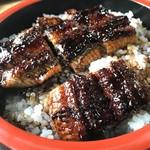 うなぎの魚熊 - 料理写真:うなぎ丼