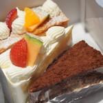 Kレーヴ - 買ってきたケーキ
