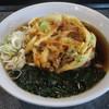 後楽そば - 料理写真:天ぷらそば420円