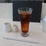 ブルー ムーン カフェ - アイスティー