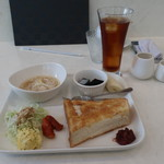 ブルー ムーン カフェ - 料理写真:モーニング