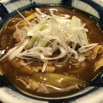 Sojibou - カレー南蛮そば ¥750