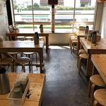 タカマル鮮魚店  - 店内客席(2階)