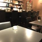 コーヒー フラジャイル - 店内