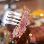 モンスターグリル - オリジナルステーキ