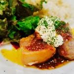 ウラエビス - 豚バラ肉のブラウンシチュー