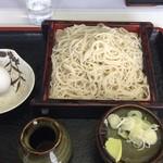 三幸 - 料理写真:おお盛り蕎麦
