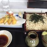 92352068 - 天ぷら蕎麦