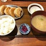 92352251 - 大粒餃子定食
