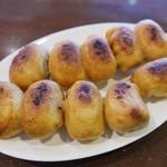 茶しん - ホワイト餃子(480円)
