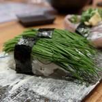 寿司処 翔海 KAKERU - 芽ねぎ