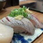 寿司処 翔海 KAKERU - 大羽いわし