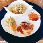 カフェポンテ - 料理写真:レディースランチ
