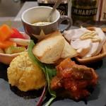 PIKOSHHHU - 前菜5種盛