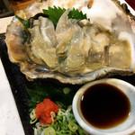 ひので - 「岩牡蠣」.