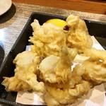 ひので - 「イタヤ貝の天ぷら」