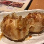 炭火やきとり さくら  - 半熟味玉の天ぷら