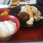 ジョイフル - 料理写真:日替わり昼膳