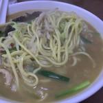 中華大千居 - 野菜肉味噌タン麺