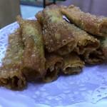 中華大千居 - 芝海老の大葉巻