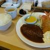 洋食クッチーナ - 料理写真:ハンバーグ&エビフライ