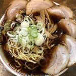 丸 中華そば - 料理写真: