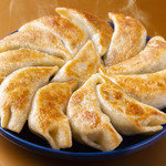 なかよし餃子 エリザベス - 豚と生姜の焼餃子