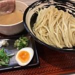 麺家 いさむ - 秋限定 鯛濃厚つけ麺