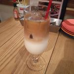 クールマイヨール - カフェラテアイス