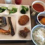 釧路ロイヤルイン - 朝食バイキング