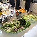 釧路ロイヤルイン - サラダコーナー