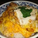 麺飯屋五榔 - カツ丼