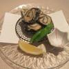 蕎麦茶屋 和久 - 料理写真:「海老真丈」