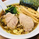 吟醸醤油 東京らぁめん - らぁめん(醤油)730円