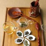 星期菜 - 各種中国・台湾茶