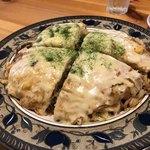 おにがわら - 料理写真:広島風お好み焼き
