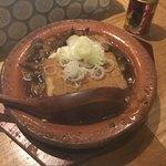 酒場きんぼし - 牛スジ肉豆腐 580円