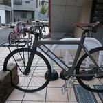 グッド タウン ドーナツ - 自転車
