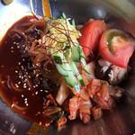 焼肉山ちゃん - ビビン麺