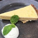 メグミ - いすみ産クリームチーズのタルト¥480