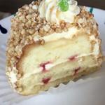 珈琲屋 くりの木 - ケーキ